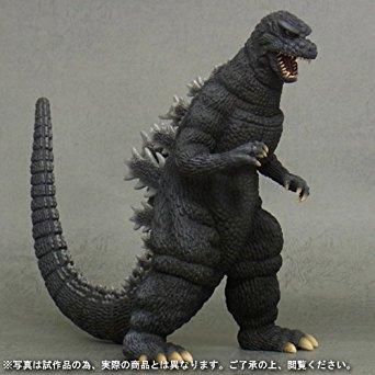 東宝30cmシリーズ ゴジラ1984 新宿決戦ver. 少年リック限定商品 エクスプラス 新品