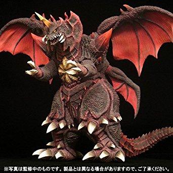 東宝大怪獣シリーズ デストロイア 少年リック限定版 エクスプラス 新品