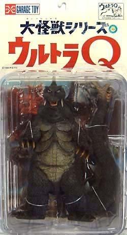 大怪獣シリーズ ウルトラQ 古代怪獣ゴメス エクスプラス 新品