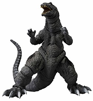バンダイ 魂ウェブ商店 S.H.MonsterArts ゴジラ(2001)新品
