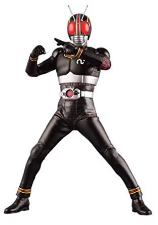 RAH リアルアクションヒーローズ DX 仮面ライダーブラック 1/6スケール ABS&ATBC-PVC製 塗装済み可動フィギュア メディコム・トイ 新品