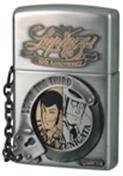 ZIPPO ルパン三世ジッポー 「Arrest Lupin The III No.5 ルパン&銭形」 バンプレスト 新品