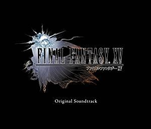 【限定】FINAL FANTASY XV Original Soundtrack【CD通常盤】(未収録トレーラー楽曲集(CD)付) 新品