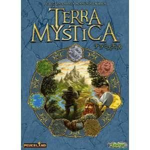 テラミスティカ 日本語版/Terra Mystica/Feuerland Spiele/テンデイズゲームズ 新品