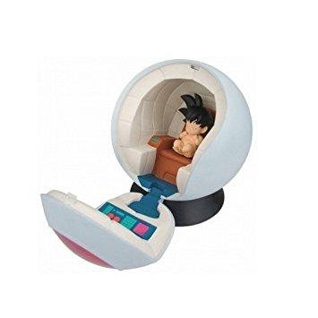 一番くじドラゴンボールZ~サイヤ人襲来編~ A賞 丸型宇宙船&悟空 新品