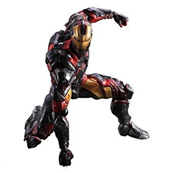 MARVEL COMICS VARIANT PLAY ARTS改 アイアンマン(PVC塗装済みアクションフィギュア) スクウェア・エニックス 新品