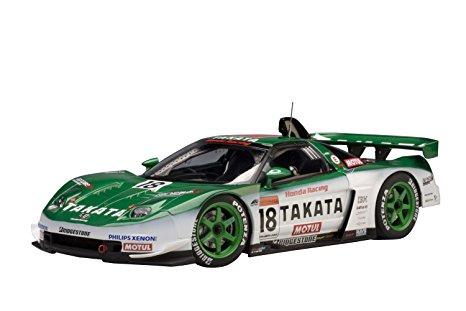 AUTOart 1/18 ホンダ NSX '04 JGTC #18 (TAKATA 童夢) オートアート  新品