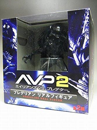 AVP2 プレデリアン リアルフィギュア ブラック彩色 ver フリュー 新品