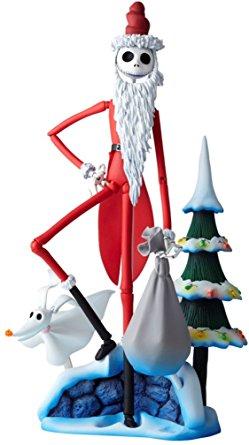 特撮リボルテック017 ナイトメア・ビフォア・クリスマス ジャック・スケリントン[サンタ版] ノンスケール ABS&PVC製 塗装済み アクションフィギュア 海洋堂 新品