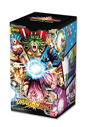 ICカードダス ドラゴンボール 第5弾 ブースターパック 【BT05】(BOX) バンダイ 新品
