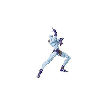 超像可動 ジョジョの奇妙な冒険 第四部 キラークイーン・サード BLUE Ver. <WF限定版> メディコス 新品