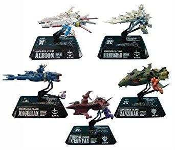 コスモフリートコレクション 機動戦士ガンダム ACT2 (BOX) メガハウス 新品