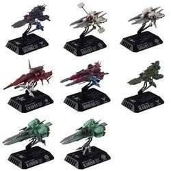 コスモフリートコレクション 機動戦士ガンダムACT3~機動戦士ガンダムZガンダム篇~ (BOX) メガハウス 新品