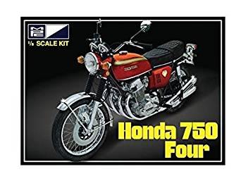 プラッツ 1/8 Honda ドリーム CB750 Four プラモデル MPC827 新品