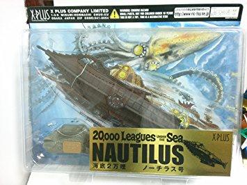 エクスプラス 海底2万マイル ノーチラス号 新品