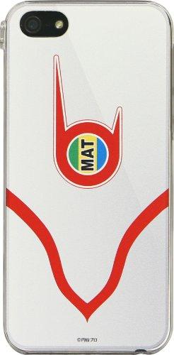 ウルトラマンシリーズ iPhone5専用 キャラクタージャケット MAT MUL-03A グルマンディーズ