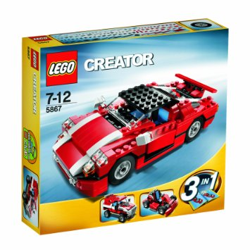 レゴ クリエイター・スーパースピードスター 5867