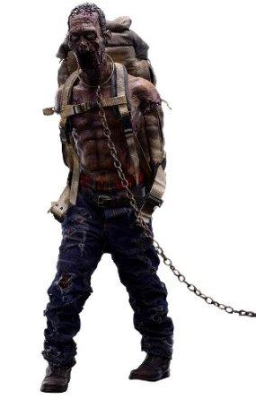 THE WALKING DEAD Michonne's Pet2(Red) (1/6スケール ABS&PVC塗装済み可動フィギュア) THREEZERO