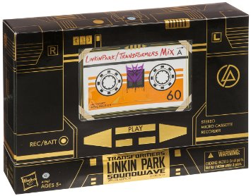 トランスフォーマー サウンドウェーブ リンキン・パーク 限定 Transformers Exclusive G1 Linkin Park Soundwave