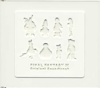 ファイナルファンタジーIX オリジナルサウンドトラック CD