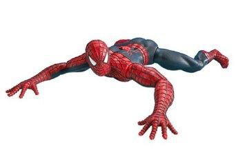 エレクトロニック フロアークローリング スパイダーマン マーベル