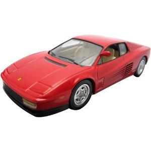 DIX 1/43 フェラーリ テスタロッサ 1984 (レッド) FER022
