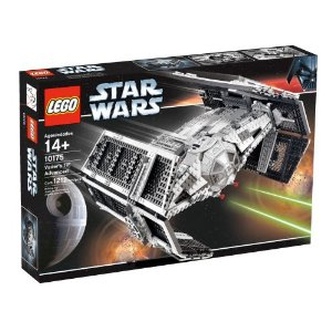 LEGO 10175 Vader's TIE Advanced (ダースベイダー タイ アドバンス)