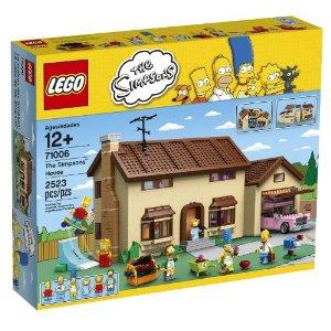 LEGO 71006 安心の定価販売 Simpsons The シンプソン 安心の定価販売 House レゴ