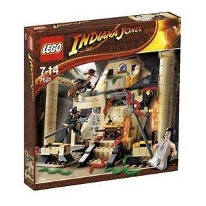 レゴ インディ・ジョーンズ 神殿からの脱出 7621