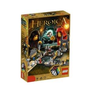 LEGO 3859_Caverns of Nathuz(レゴ ゲーム ヒロイカ ナトゥの洞窟のゴーレム軍団)