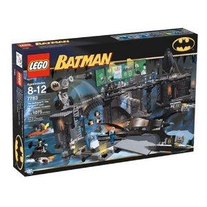 レゴバットマン - Batcave:ペンギンとミスターフリーズの侵略