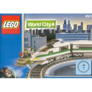 レゴ トレイン LEGO 4511 High Speed Train 並行輸入品