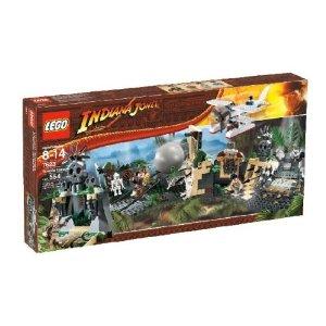 LEGO 7623 Temple Escape (テンプル エスケープ)