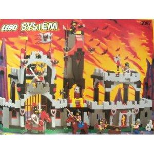 レゴ システム 6097 コウモリ男爵の城
