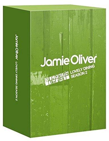 ジェイミーのラブリー・ダイニング Season2 DVD-BOX (中古)