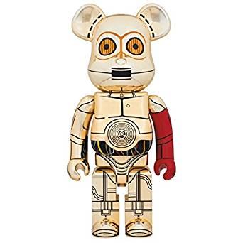 BE@RBRICK C-3PO(TM) THE FORCE AWAKENS Ver. 1000% メディコム・トイ 新品