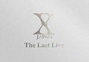 X-JAPAN THE LAST LIVE 完全版 コレクターズBOX (初回限定版) [DVD] 新品 マルチレンズクリーナー付き