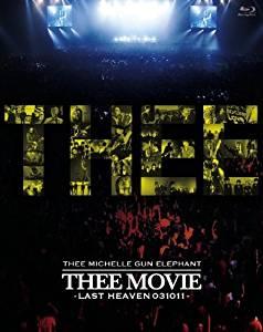 """ミッシェル・ガン・エレファント""""THEE MOVIE"""" -LAST HEAVEN 031011- [Blu-ray] 新品 マルチレンズクリーナー付き"""