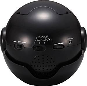 HOMESTAR AURORA ALASKA NIGHT SKY (ホームスター オーロラ アラスカナイトスカイ) ブラック セガトイズ 新品