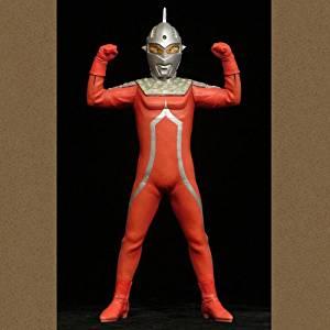 【少年リック限定】 大怪獣シリーズ 「ウルトラセブン」 登場ポーズ 約25cm フィギュア 新品