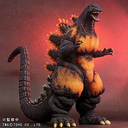 東宝30cmシリーズ 「ゴジラ1995」少年リック限定商品 エクスプラス 新品