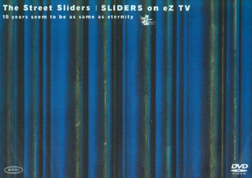 SLIDERS on eZ TV [DVD] ストリート・スライダーズ (中古)マルチレンズクリーナー付き