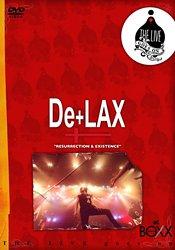 RESURRECTION & EXISTENCE [DVD](中古)De+LAX マルチレンズクリーナー付き