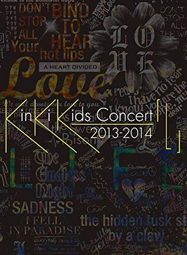 KinKi Kids Concert 2013-2014 「L」 (初回盤) [DVD]新品 マルチレンズクリーナー付き