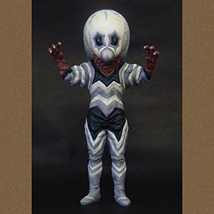 大怪獣シリーズ 「ガッツ星人(分身セット)」 少年リック限定再販 新品
