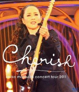 Seiko Matsuda Concert Tour 2011 Cherish [Blu-ray] 松田聖子 新品 マルチレンズクリーナー付き