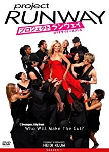 プロジェクト・ランウェイ/NYデザイナーズ・バトル シーズン1 DVD-BOX (中古)マルチレンズクリーナー付き