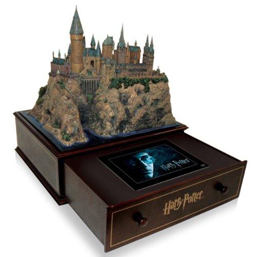 ハリー・ポッターと謎のプリンス ホグワーツ魔法魔術学校 プレミアムBOX [DVD] 新品 マルチレンズクリーナー付き