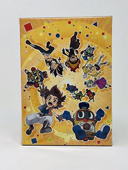 へボット DVD BOX & Blu-ray BOX 新品 マルチレンズクリーナー付き