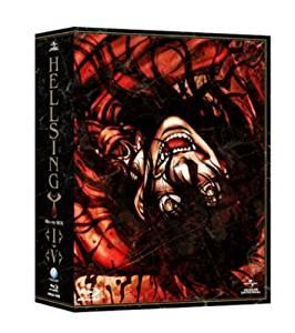 HELLSING OVA I-V Blu-ray BOX(期間限定生産)新品 マルチレンズクリーナー付き
